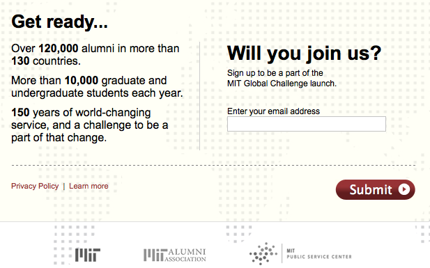 MIT Global Challenge – Slideshare presentation